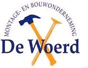 Montage- en Bouwonderneming De Woerd logo